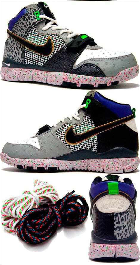 Nike Trainer Dunk Hi Mita at Purchaze
