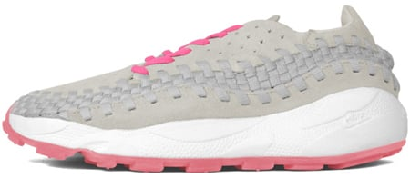 Nike Footscape Woven Grey/Pink/White