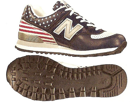 New Balance Flag Collection USA