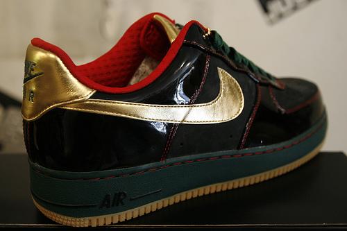 Nike Air Force 1 iD x Say it Loud