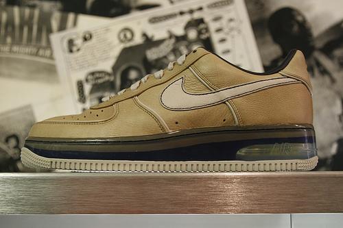 Nike Air Force Ones World Series Look