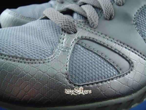 Nike Air Stab Metallic Silver CMYK Pack
