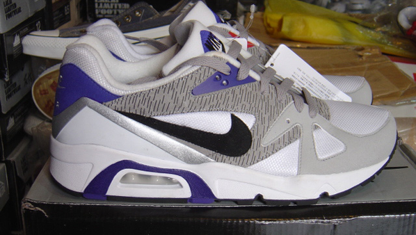 Nike Air Structure Retro Samples
