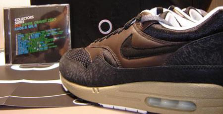 official photos 98ffc d57cb Nike Air Max 1 iD x DJ Kaos