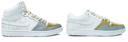 Nike Court Force High-Low Bling Bling Pack