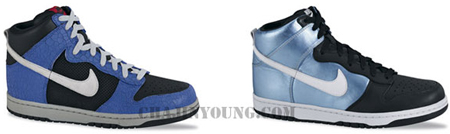 Nike Dunk 2007 - 2008 Preview