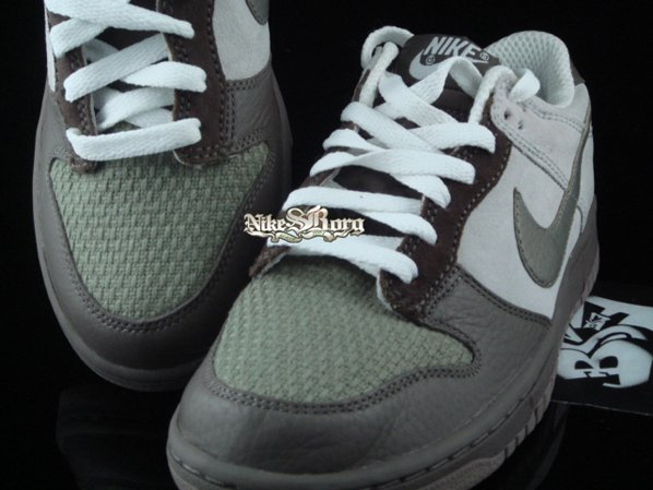 Nike Dunk Low Olive Hemp
