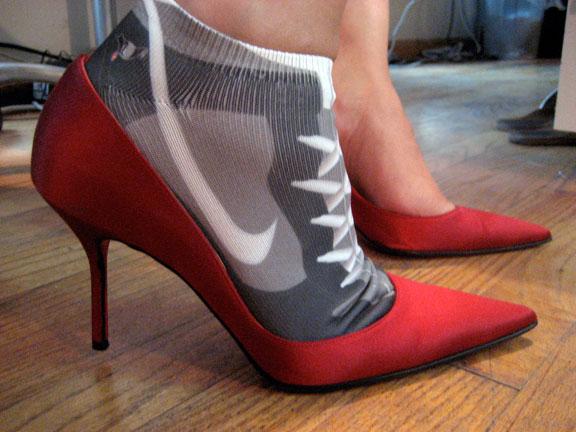 Nike Dunk SB Pigeon Socks