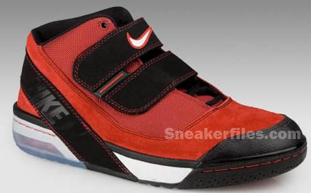 Nike Air Limelight Varsity Red/White/Black