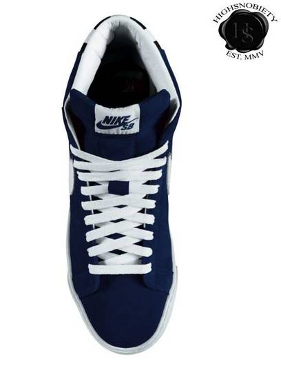 Nike SB Blazer Fall 2007 Preview