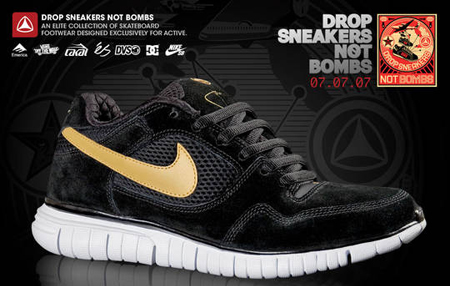 Nike SB Free-Rod x Active