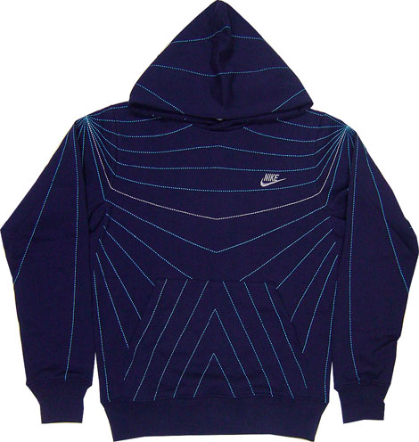 Nike Pull Over Hoody Obsidian Stealth at Purchaze