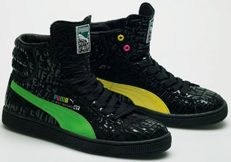 sports shoes 603f5 31b3a 85%OFF Puma First Round x Alife