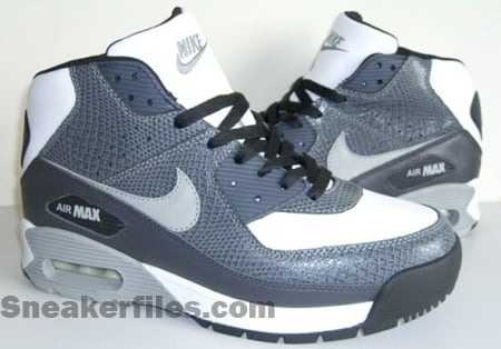 8ef2002b412bf ... Unreleased Nike Air Max 90 Boot ...