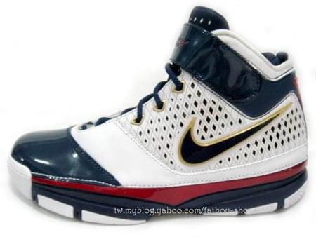 ad9948278eb5 Nike Zoom Kobe II Olympic