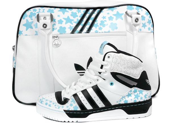 Adidas Metro Attitude Hi+ Adidas Decade Low