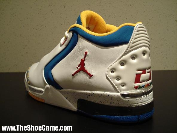 Air Jordan Big Fund Do The Right Thing