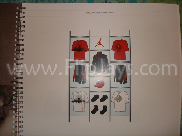 Air Jordan M4 Melo Preview and Clothing