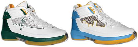 Air Jordan XX2 PE + Regional Pack