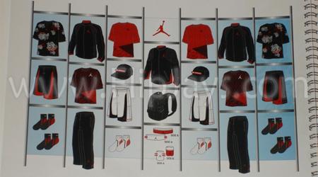 Air Jordan XX3 Clothing Preview