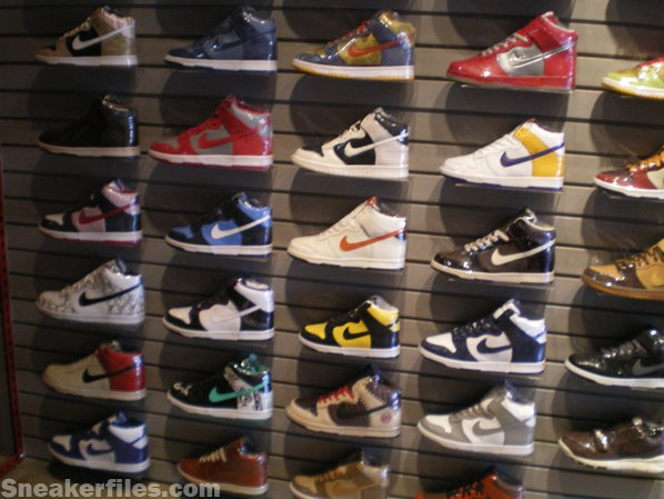Sneakerfiles Visits Flight Club LA