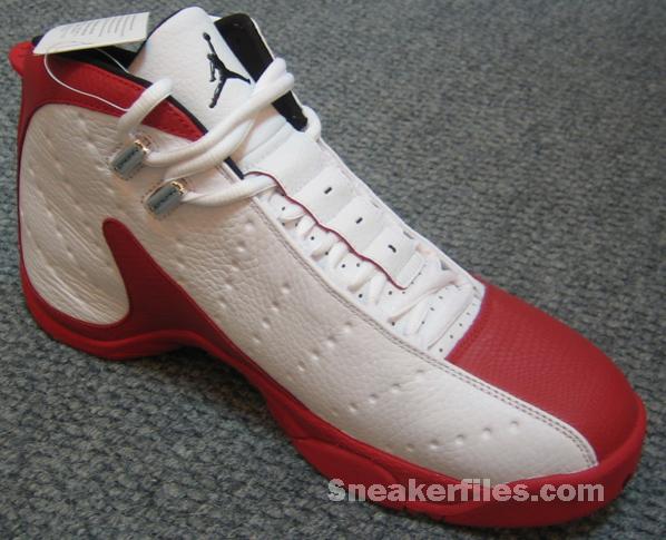 d9fe885e5995 Air Jordan 12.5 White Red Detailed Look