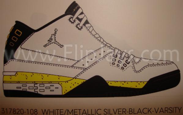 Air Jordan Flight 23 (Team Model) Preview