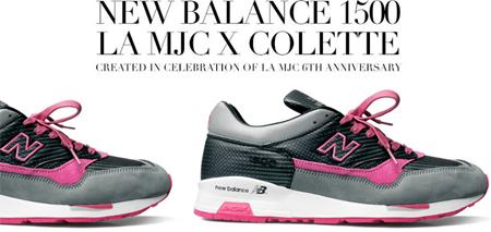 New Balance 1500 x La MJC x Colette