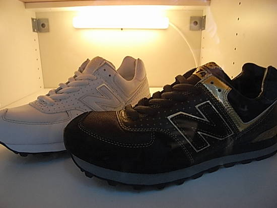 New Balance S/S 2008 Preview