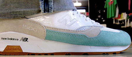 New Balance x Solebox Toothpaste Pack