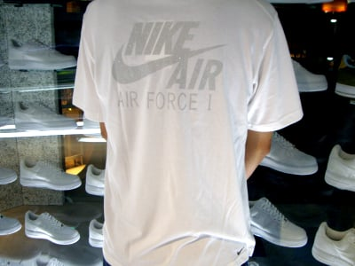 Nike Air Force One 1 Love T-Shirt