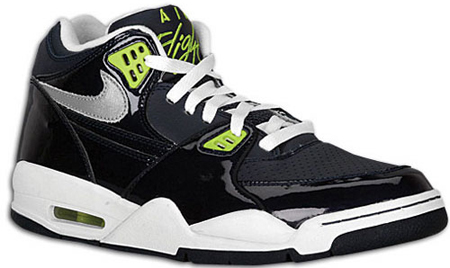 Nike Air Flight 89 Marine/Silver/Bright Cactus