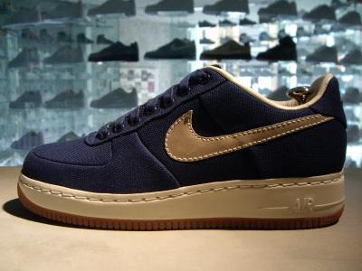 081ea90feeb4 Nike Air Force 1 Canvas Supreme