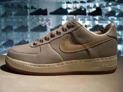 Nike Air Force 1 Canvas Supreme