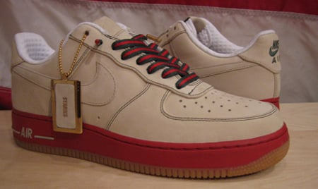 Nike Air Force 1 iD Starks Laces