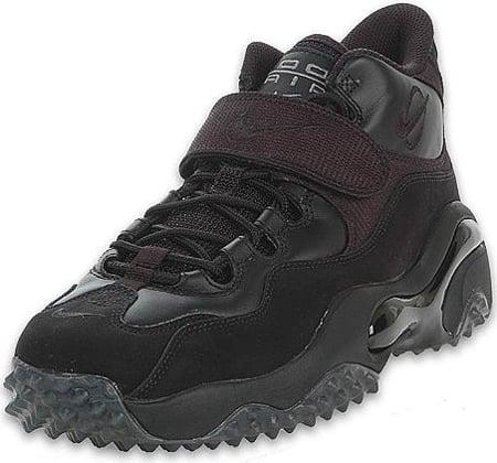 Nike Air Zoom Turf Retro All Black