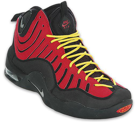 Nike Air Bakin Retro Released