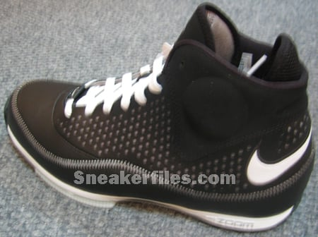 New Nike BB 2 Black/White