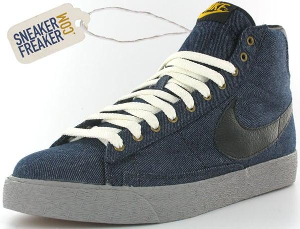 Nike Blazer Denim