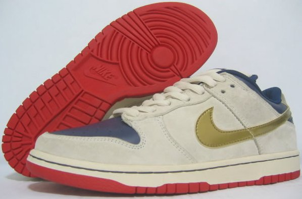 Nike Dunk SB Low Old Spice Second Preview