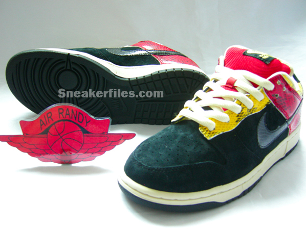 Nike Dunk SB Low Premium Snake Skin