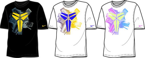 Nike Kobe 3 Clothing Line