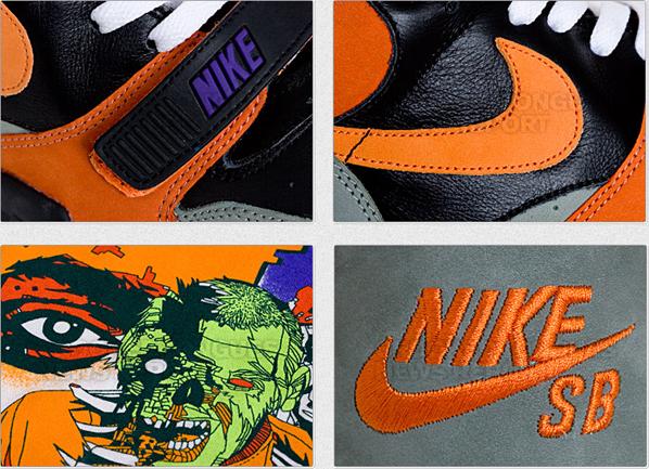 Nike Trainer 1 SB Dawn of the Dead