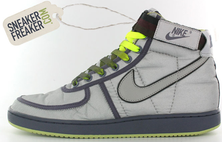 Nike Vandal High Grey/Khaki/Lime