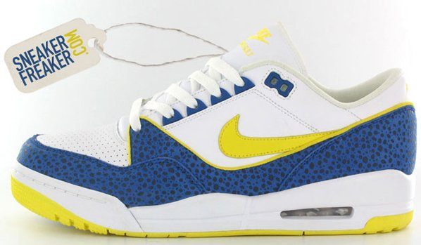 Nike Max 90-Air Stab-Air Assault Blue/Yellow/White