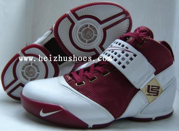 New Nike Zoom Lebron 5 Samples