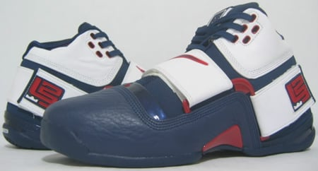 Nike Zoom Lebron Soldier USA