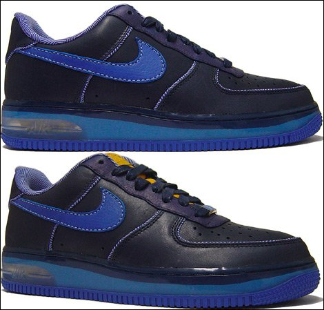 "Nike Air Force 1 Low Supreme Max ""London""."