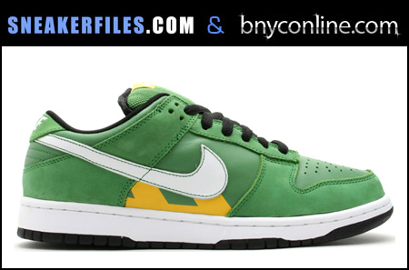 Sneakerfiles x BNYCOnline Contest Day 1