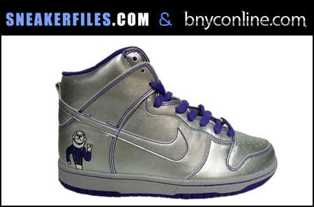 Sneakerfiles x BNYCOnline Contest Day 6